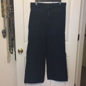 Ann Taylor LOFT trouser jeans-have been tailored